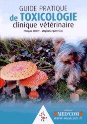 Guide pratique de toxicologie clinique vétérinaire