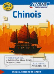 Guide de conversation Chinois