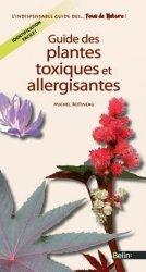 Guide des plantes toxiques et allergisantes