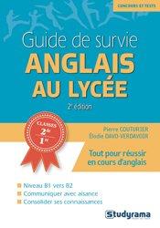 Guide de Survie Anglais au Lycée