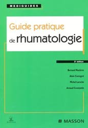 Guide pratique de rhumatologie