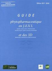 Guide phytopharmaceutique en J.E.V.I ( jardin, espaces verts, infrastructures) 2017-2018