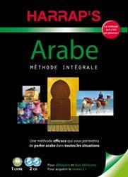 Harrap's méthode intégrale d'arabe 2 CD + livre