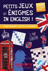 Harrap s Petits jeux et énigmes in english 3-2