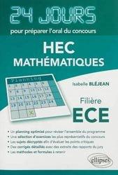 HEC - Mathématiques