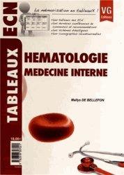 Hématologie - Médecine interne
