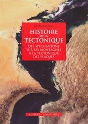 Histoire de la Tectonique