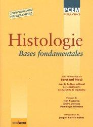 Histologie Bases fondamentales