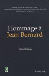 Hommage à Jean Bernard