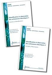 Identification et observation des actionneurs électriques