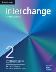 Interchange Level 2 - Student's Book with Online Self-Study
