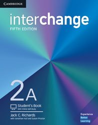 Interchange Level 2 A - Student's Book with Online Self-Study