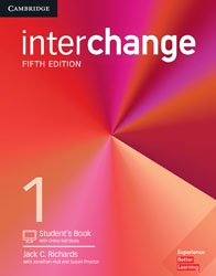 Interchange Level 1 - Student's Book with Online Self-Study