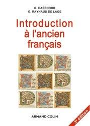 Introduction à l'ancien francais