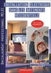 Installation électrique dans les bâtiments résidentiels 2de Bac Pro MELEC