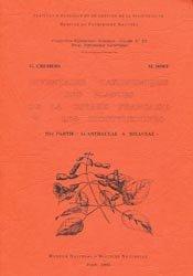 Inventaire taxonomique des plantes de la Guyane française Tome 5 - Les dicotylédones