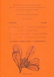 Inventaire taxonomique des plantes de la Guyane française Tome 6 - Les dicotylédones