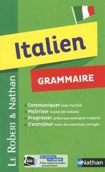 Italien : grammaire