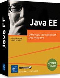 Java EE - coffret de 2 livres