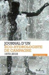 Journal d'un éco-hydrologiste de campagne