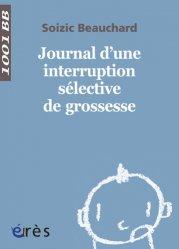 Journal d'une interruption séléctive de grossesse