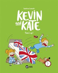 Kevin and Kate Tome 2 : Time's Up