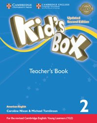 Kid's Box Level 2 - Teacher's Book American English