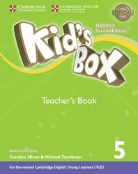 Kid's Box Level 5 - Teacher's Book American English