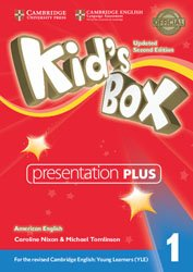 Kid's Box Level 1 - Presentation Plus DVD-ROM American English