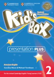 Kid's Box Level 2 - Presentation Plus DVD-ROM American English