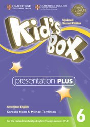 Kid's Box Level 6 - Presentation Plus DVD-ROM American English
