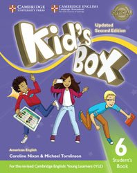 Kid's Box Level 6 - Student's Book American English