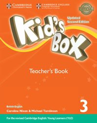 Kid's Box Level 3 - Teacher's Book British English
