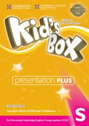 Kid's Box Starter - Presentation Plus DVD-ROM British English