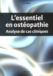 L'essentiel en ostéopathie