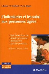 L'infirmier(e) et les soins aux personnes âgées