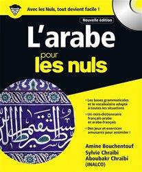 L'arabe pour les Nuls, grand format