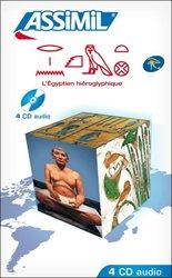 CD - L'Égyptien Hiéroglyphique - Débutants et Faux-débutants