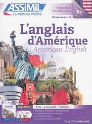 Super Pack - L'Anglais d'Amérique - Americain English - Débutants et Faux-débutants