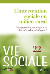 L'intervention sociale en milieu rural - Des approches, des moyens et des méthodes
