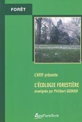 L'écologie forestière enseignée par Philibert Guinier