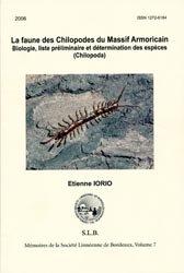 La faune des Chilopodes du Massif Armoricain