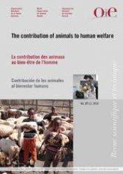 La contribution des animaux au bien-être de l'homme