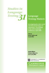 Language Testing Matters
