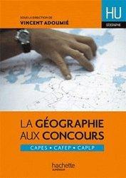 La géographie aux concours