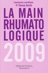 La Main Rhumatologique 2009