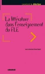 La Littérature dans l'Enseignement du FLE