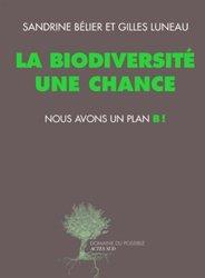 La biodiversité une chance