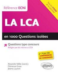 La LCA en 1000 questions isolées conforme à lECN