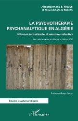 La psychothérapie psychanalytique en Algérie